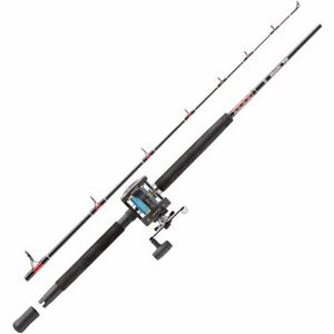 Abu Garcia Muscle Tip Boat Rod and Reel Combo 6' 15-40lb