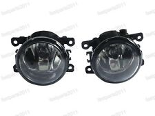 Front Fog Driving Light Lamps w/Bulbs Pair For Ford Focus 2012-2014