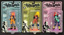 The Barba Rockets FIGURES Rockin Jelly Bean Topaz Garnet Sapphire Set Of 3 Mint!