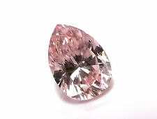 Pink Diamond - Natural Loose Fancy Pink GIA Certified 0.28ct Pear Cut SI1 Argyle