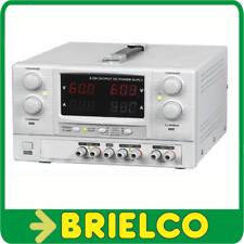 FUENTE ALIMENTACION LABORATORIO DIGITAL DOBLE 0-60V 0-3A SALIDA FIJA 5V BD6893
