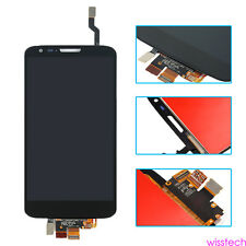 Black Fr LG G2 D802 D805 LCD Display Touch Screen Digitizer Assembly Replacement
