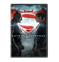 Batman v Superman: Dawn of Justice (DVD, 2016) ~Brand new factory sealed~