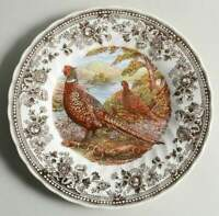Queens QUINTESSENTIAL GAME Pheasant Salad Plate 11182675
