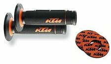 KTM OPEN END DUAL COMPOUND GRIPS LOGO GRIP DONUTS KIT 63002021200 U6951716