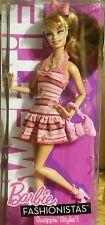 Barbie Fashionistas Swappin' Styles & Head Sweetie Doll 2010 3+ NEW MIB #T7415