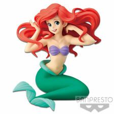 "Disney Characters Crystalux 04 Little Mermaid Ariel 6"" Pvc figure Banpresto"