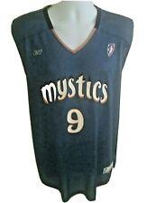 RARE Coco Miller #9 Washington Mystics WNBA Jersey 2XL XXL