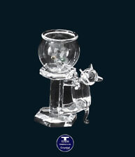 """SPECIAL OFFER /""""XL Kangaroo Leaping/"""" Austrian Crystal Figurine was AU$90.00"""
