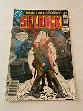 1981 SGT Rock Vol 30 No 350 DC Comic Book