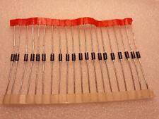 20 pz. 1N5817 Schottky diode 20V 1A