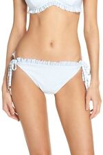 635d74c96a344 NWOT pale blue ruffle side tied swim bottom TED BAKER LONDON size 5 (14 in