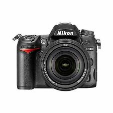 Nikon D D7000 16.2MP Digital SLR Camera - Black (Kit w/ AF-S VR 18-140mm Lens)