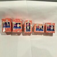 Precious Moments Members Only Figurine Lot of 5