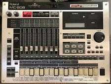 ROLAND MC-808 Groovebox & Sampler 512MB+8GB mit Original TR-909 TR-808 Sound TOP