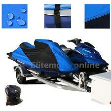 Yamaha WaveRunner XL700 XL760 XL1200 Custom Fit Trailerable JetSki PWC Cover