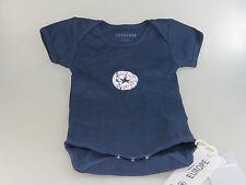 Converse Body vintage patch Bebé 41117 Oscuro Azul Marino + NUEVO + talla 74