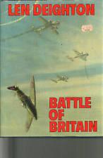 Battle of Britain by Len Deighton HC DJ 1st edition World War II