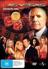 Las Vegas : Season 1 (DVD, 2005, 6-Disc Set) ... LIKE NEW ... R4