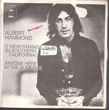 5618 ALBERT HAMMOND  IT NEVER RAINS