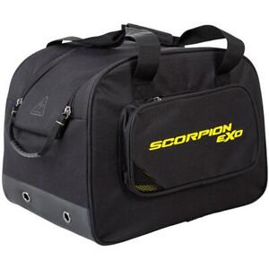 Scorpion Premium Valise Travel Bag Black