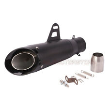 2'' Motorcycle Exhaust Muffler Pipe For CBR1000RR CBR600RR ER6N Ninja 650 Z800