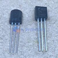 10PCS Encapsulation:JFET Transistor FAIRCHILD/SILICONIX TO-92 2N5457