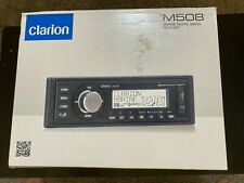 CLARION MARINE Digital Media Receiver WITH BUILT-IN Bluetooth M508 USB