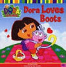 Dora Loves Boots by Nickelodeon (Paperback, 2005)