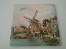 J.C.V. Hunnik Collection Hot Plate Holder (Made in Holland)