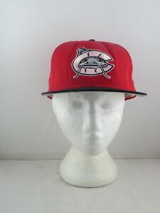 Carolina Mudcats Hat (VTG) - Pro Model by New Era - Adult Snapback