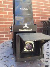 Vintage Graflex R. B. Super D Medium Format With Ektar 190mm 5.6