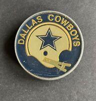 Vintage Dallas Cowboys 1978 Lee NFL Properties Belt Buckle