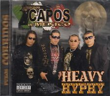 Los Capos De Mexico Heavy Hyphy CD New Nuevo sealed Sellado
