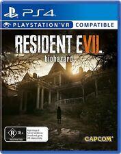 Sony PlayStation 4 Survival Horror Video Games