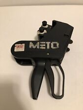 Meto Pricing Gun Label Sticker 2-Line BlockBuster labeling gun Need ink & paper