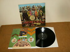 THE BEATLES : SGT. PEPPER'S ... - LP FRANCE with INSERT - PARLOPHONE PCS 7027