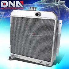 FOR 63-69 CHARGER/DART/SATELLITE V8 3-ROW ALUMINUM RACING PERFORMANCE RADIATOR