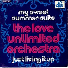 7inch THE LOVE UNLIMITED ORCHESTRA my sweet summer suite HOLLAND 1976 EX (S1276)