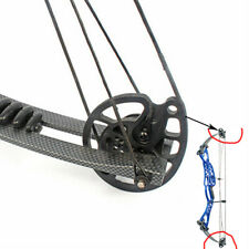 2Pcs M106 Archery Compound Bow Pulley Bow Accessory for Outdoor Hunting Sports