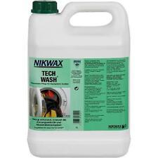 Nikwax Tech Wash 5 Litre Waterproof jacket/Equipment Cleaner non detergent soap