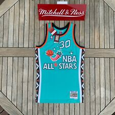 Mitchell & Ness Scottie Pippen NBA Swingman Jersey All Star Game 1996 Teal