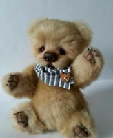 OOAK Artist teddy bear  8""