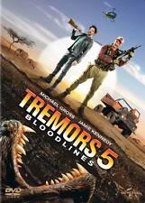 TREMORS 5 - BLOODLINES  DVD HORROR