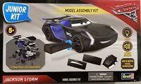 Revell Disney Pixar Cars 3 Jackson Storm Model Junior Assembly Kit NEW