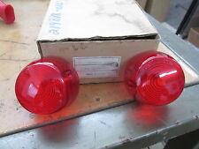 NOS Aftermarket Flasher Lens Yamaha XS1 XS2 GT80 DS7 CS5 211-83332-75-00 QTY2
