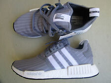 Bedwin & The Heartbreakers X Adidas NMD R1 45 1/3 Originals Grey/Ftwr White/Core