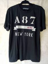 77 % OFF AUTH AEROPOSTALE MEN GRAPHIC T-SHIRT LARGE BNEW $24.50