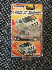Matchbox Super Fast 'Best of British' #06 Ford Transit
