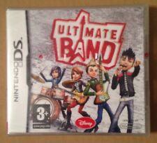 Ultimate band jeu pour Ds Dsi Lite 3Ds Nintendo scellé ** 99p uk p & p ** disney